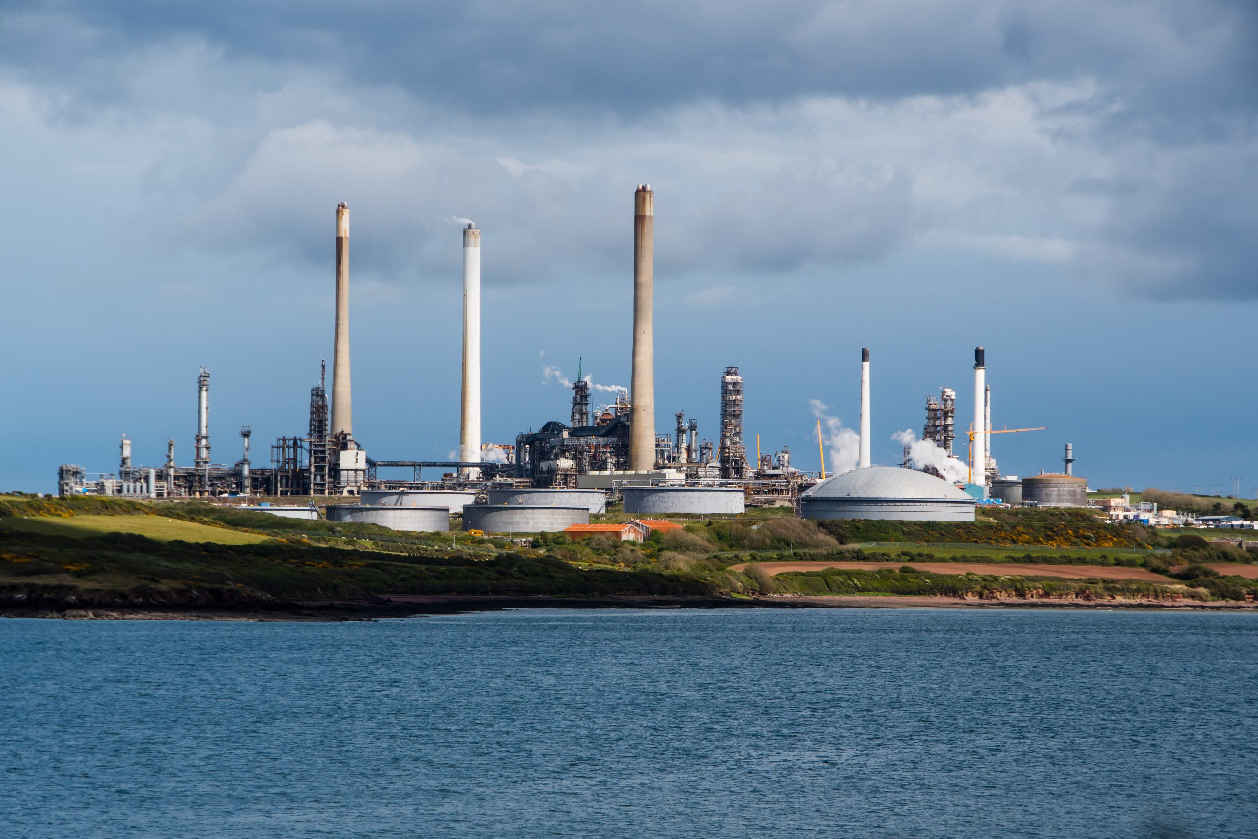 Petrochemical Facility, Milford Haven