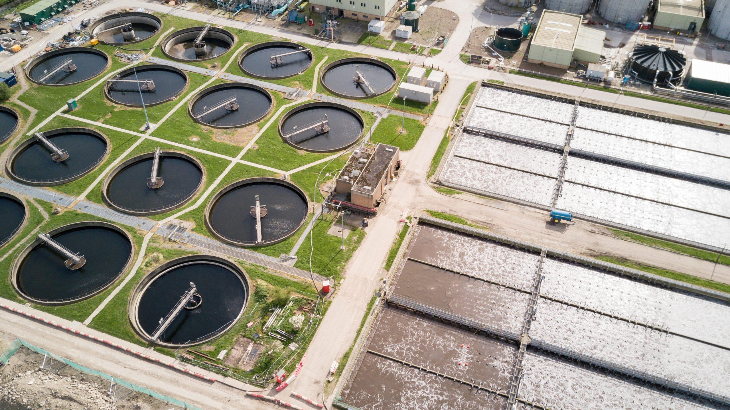 Sewage Treatment Works, Jersey